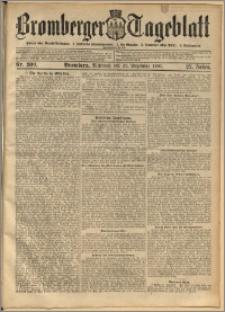 Bromberger Tageblatt. J. 27, 1903, nr 300