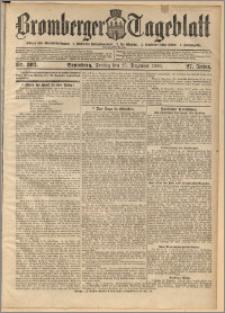 Bromberger Tageblatt. J. 27, 1903, nr 302