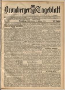 Bromberger Tageblatt. J. 28, 1904, nr 28