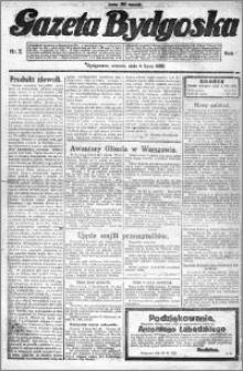 Gazeta Bydgoska 1922.07.04 R.1 nr 2