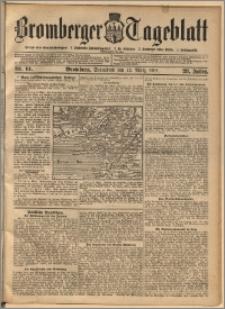 Bromberger Tageblatt. J. 28, 1904, nr 61
