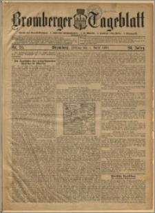 Bromberger Tageblatt. J. 28, 1904, nr 78
