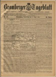 Bromberger Tageblatt. J. 28, 1904, nr 87
