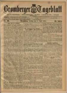 Bromberger Tageblatt. J. 28, 1904, nr 88