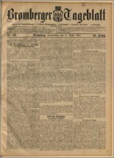 Bromberger Tageblatt. J. 28, 1904, nr 93