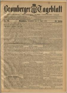 Bromberger Tageblatt. J. 28, 1904, nr 95