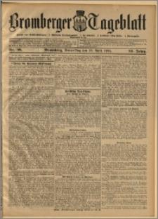 Bromberger Tageblatt. J. 28, 1904, nr 99