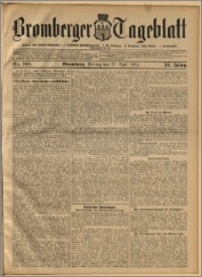 Bromberger Tageblatt. J. 28, 1904, nr 100