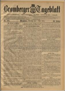 Bromberger Tageblatt. J. 28, 1904, nr 102