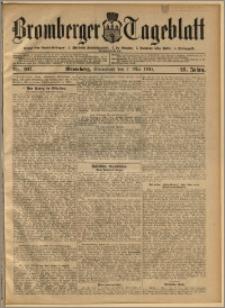 Bromberger Tageblatt. J. 28, 1904, nr 107