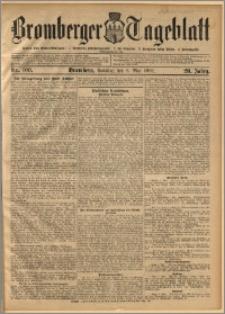 Bromberger Tageblatt. J. 28, 1904, nr 108