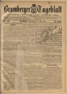 Bromberger Tageblatt. J. 28, 1904, nr 109