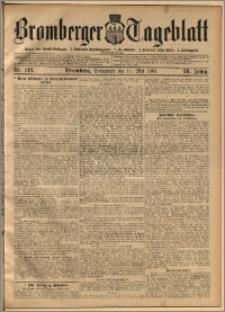 Bromberger Tageblatt. J. 28, 1904, nr 112