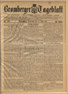 Bromberger Tageblatt. J. 28, 1904, nr 116