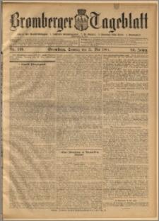 Bromberger Tageblatt. J. 28, 1904, nr 119