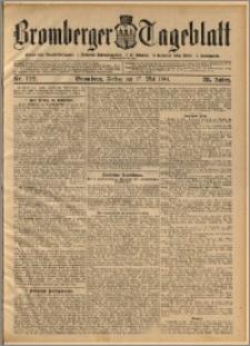Bromberger Tageblatt. J. 28, 1904, nr 122