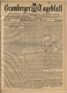 Bromberger Tageblatt. J. 28, 1904, nr 124