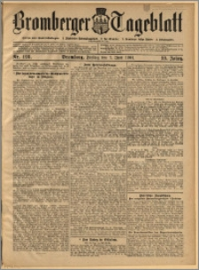 Bromberger Tageblatt. J. 28, 1904, nr 128