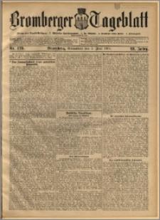 Bromberger Tageblatt. J. 28, 1904, nr 129