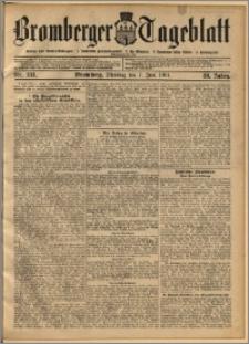 Bromberger Tageblatt. J. 28, 1904, nr 131