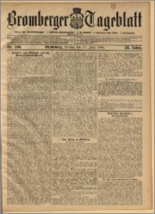 Bromberger Tageblatt. J. 28, 1904, nr 140