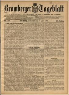 Bromberger Tageblatt. J. 28, 1904, nr 141