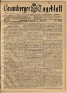 Bromberger Tageblatt. J. 28, 1904, nr 143