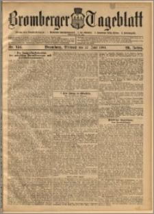 Bromberger Tageblatt. J. 28, 1904, nr 144