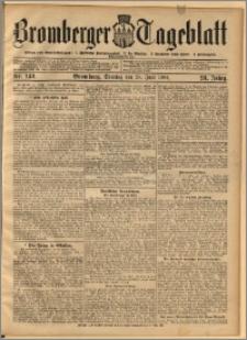 Bromberger Tageblatt. J. 28, 1904, nr 148