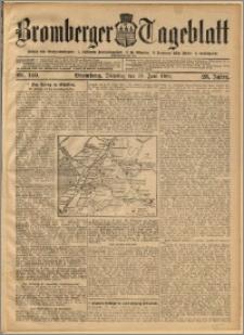 Bromberger Tageblatt. J. 28, 1904, nr 149