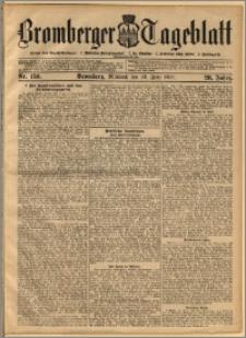 Bromberger Tageblatt. J. 28, 1904, Nr150