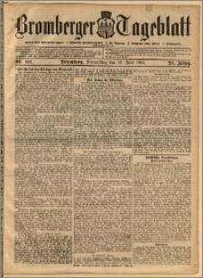 Bromberger Tageblatt. J. 28, 1904, Nr 151