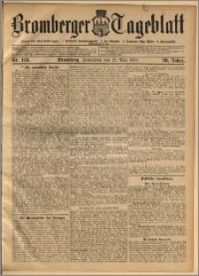 Bromberger Tageblatt. J. 28, 1904, nr 118