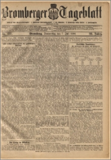 Bromberger Tageblatt. J. 28, 1904, nr 157