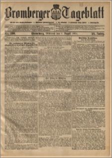 Bromberger Tageblatt. J. 28, 1904, nr 180