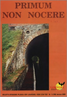 Primum Non Nocere 2000 nr 3