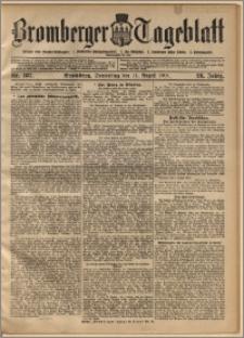Bromberger Tageblatt. J. 28, 1904, nr 187
