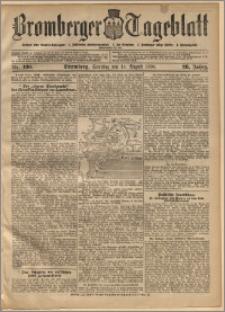 Bromberger Tageblatt. J. 28, 1904, nr 190