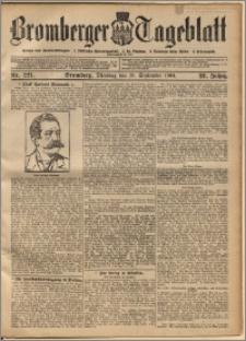 Bromberger Tageblatt. J. 28, 1904, nr 221