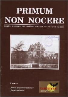 Primum Non Nocere 2000 nr 5