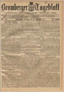 Bromberger Tageblatt. J. 28, 1904, nr 227