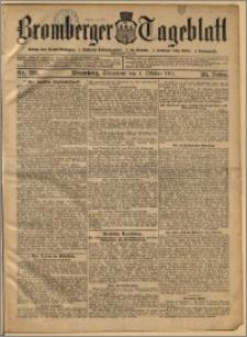 Bromberger Tageblatt. J. 28, 1904, nr 231