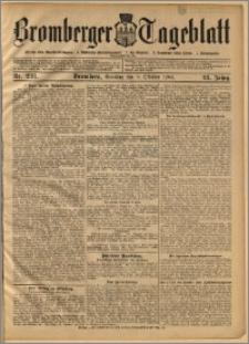 Bromberger Tageblatt. J. 28, 1904, nr 238