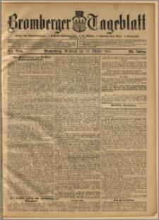 Bromberger Tageblatt. J. 28, 1904, nr 240