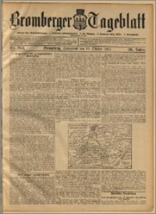 Bromberger Tageblatt. J. 28, 1904, nr 243