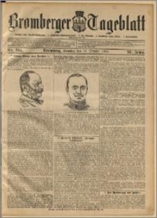 Bromberger Tageblatt. J. 28, 1904, nr 244