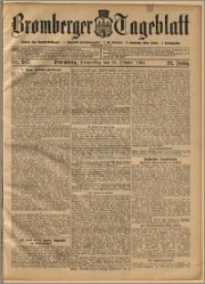 Bromberger Tageblatt. J. 28, 1904, nr 247