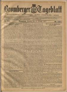 Bromberger Tageblatt. J. 28, 1904, nr 250