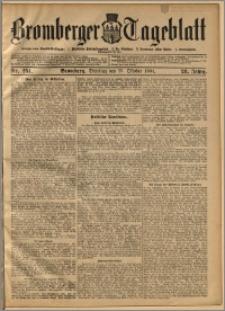 Bromberger Tageblatt. J. 28, 1904, nr 251