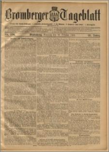 Bromberger Tageblatt. J. 28, 1904, nr 256
